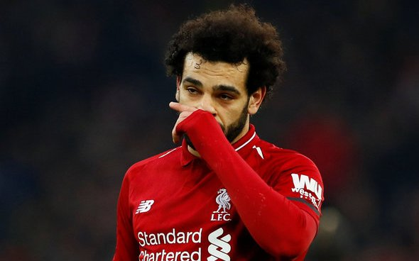 Image for Liverpool fans will hope Rush is right about Salah