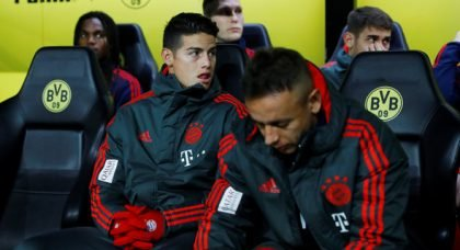Liverpool showing interest in James Rodriguez amid Real Madrid exit