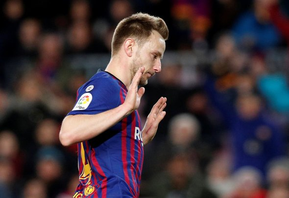Liverpool must pounce on Rakitic situation