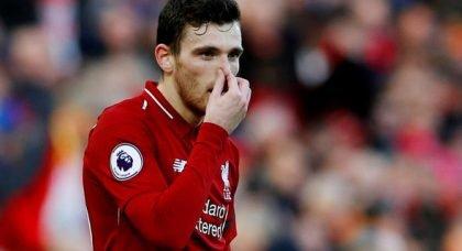Liverpool fans react to Robertson slip v Chelsea