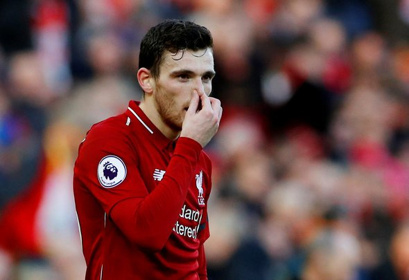 Liverpool fans in dreamland over Robertson v Bournemouth