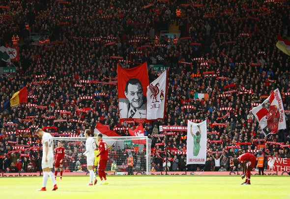 Liverpool confirm plans over Anfield expansion