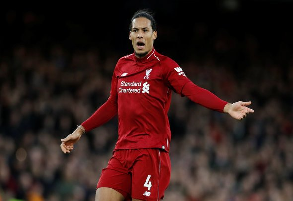 Oxlade-Chamberlain: Van Dijk is the best centre back in the world