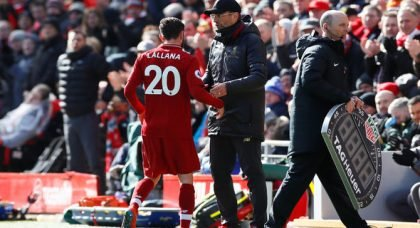 Liverpool predicted XI v Fulham