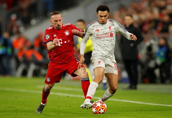 Three things learned about Liverpool v Bayern Munich