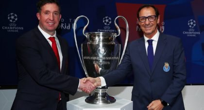 Liverpool fans react to Porto Champions League draw