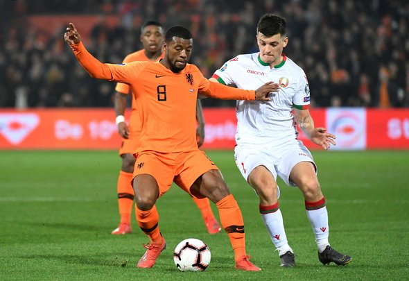 Liverpool fans question Wijnaldum after Netherlands display