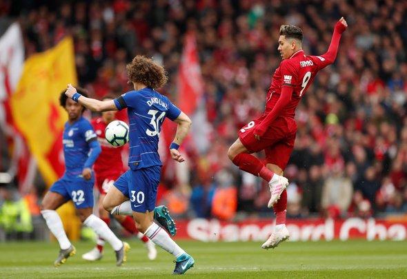Liverpool fans blast Firmino in Chelsea clash