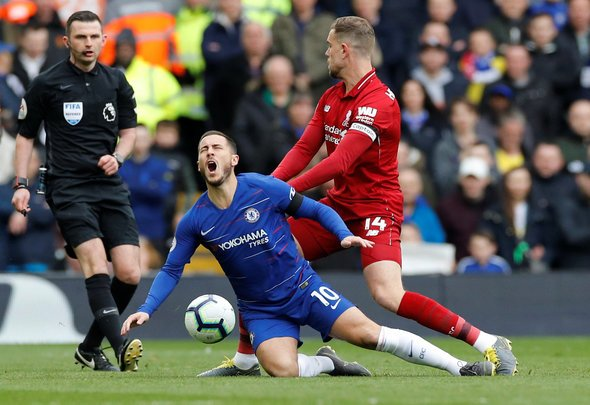 Liverpool fans blown away by Henderson v Chelsea