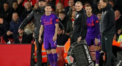 Carragher: Klopp subs were 'massive' v Southampton