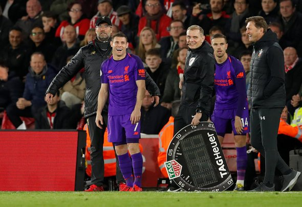 Carragher: Klopp subs were 'massive' v Southampton