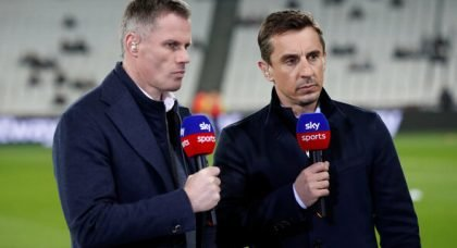 Neville reveals what Henderson said to him after Liverpool win