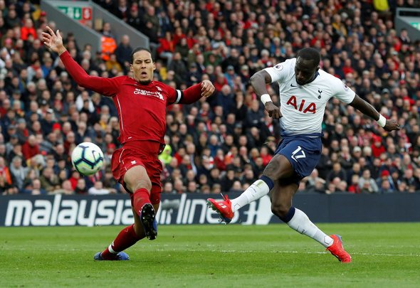Dublin picks defending from Liverpool's Virgil van Dijk as moment of the season