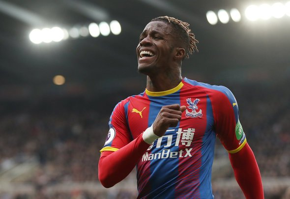 Cascarino: Liverpool would be a good move for Zaha