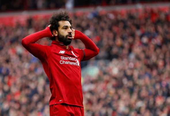 Salah surely fuming over Crouch's TOTY snub