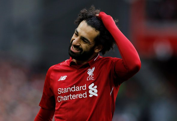 Bishop calls Salah a god