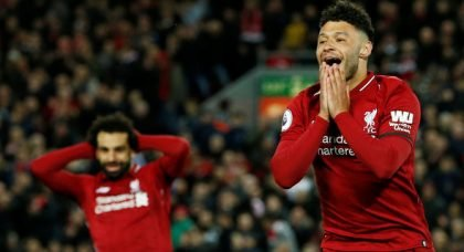 Brewster sends message to The Ox