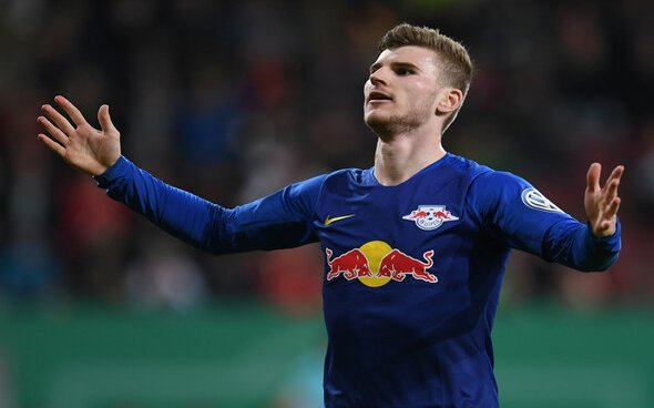 Image for Liverpool fans beg for Timo Werner to be signed after Bundesliga ace admits preference for move abroad