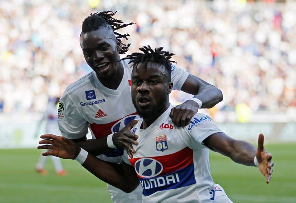 Liverpool could sign Cornet this summer