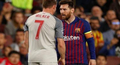 Van Gaal: Milner a better team player than Messi