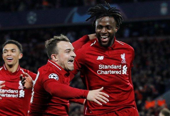 Liverpool fans jubilant at Origi extension