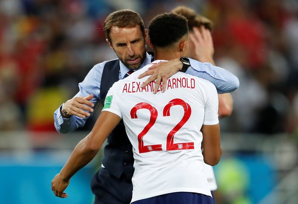 Dixon: Alexander-Arnold is England's best right-back