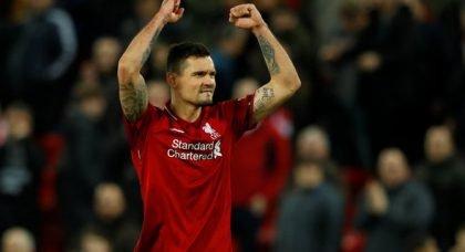 Liverpool fans despair over Lovren