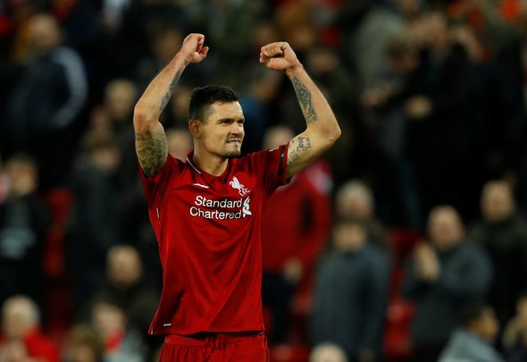 Lovren considers his Liverpool career over amid Roma interest