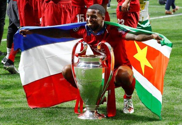 Reo-Coker: Wijnaldum is the best midfielder at Liverpool