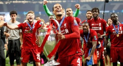 Van Dijk expected to be offered Liverpool contract extension