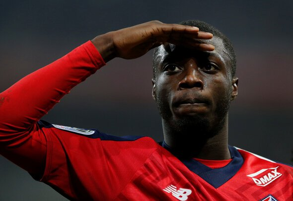 Liverpool match Lille valuation of Pepe