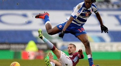 Reading fans hail Liverpool loanee Ejaria for display v Cardiff