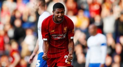 Liverpool fans react to Brewster performance in 3-1 win at Bradford