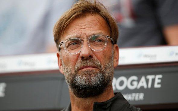 Image for Klopp: Quiet transfer window for Liverpool