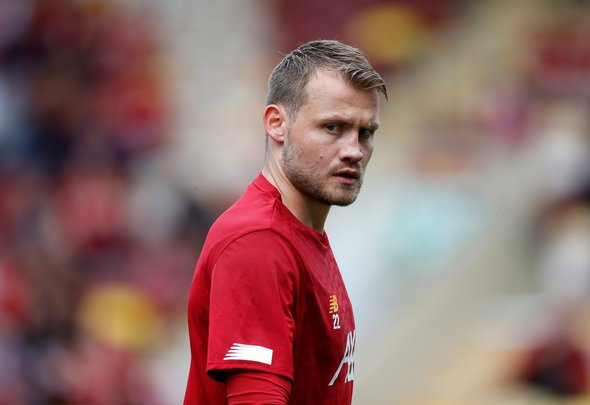 Liverpool rule out Mignolet loan deal