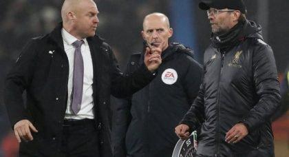 Robinson predicts Liverpool clash v Burnley