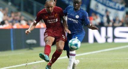 Fabinho and Henderson set to return v Arsenal