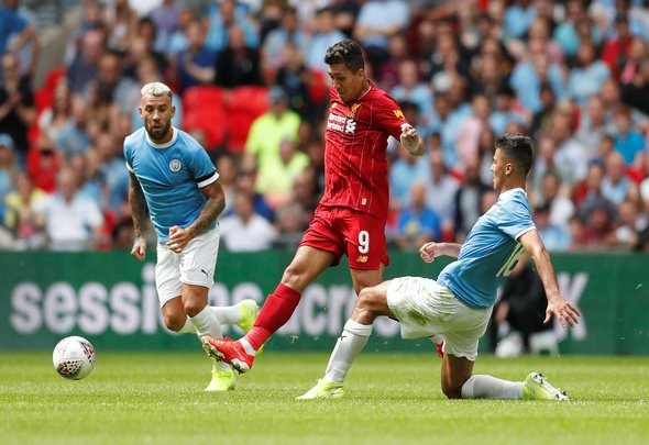Liverpool fans hail Firmino for display v Man City