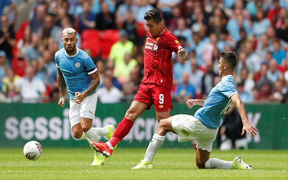 Image for Rush sends Firmino message