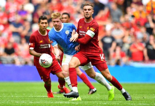 Liverpool fans rip into Henderson v Man City
