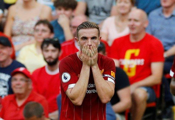 England fans slam Henderson