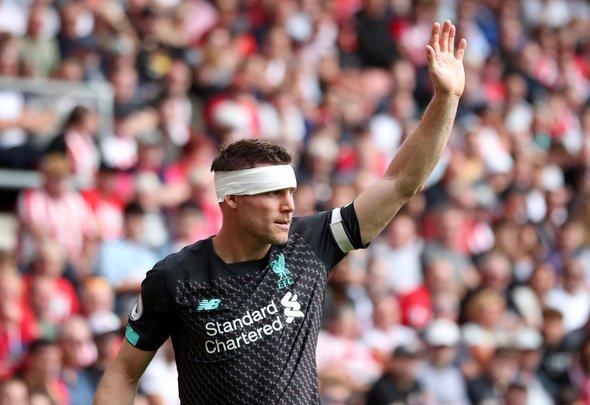 Liverpool fans slam Milner v Watford