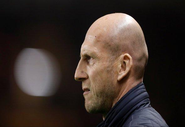 Johnston in advanced talks over Feyenoord move