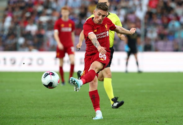 Le Tissier raves about Harry Wilson