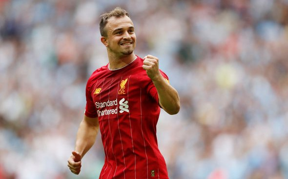 Image for James Pearce: Liverpool could keep Xherdan Shaqiri and Dejan Lovren if adequate offers aren't made