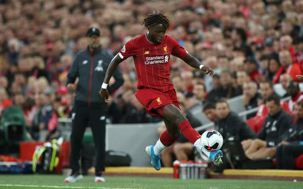 Image for Liverpool fans tear into Divock Origi after FA Cup loss at Chelsea