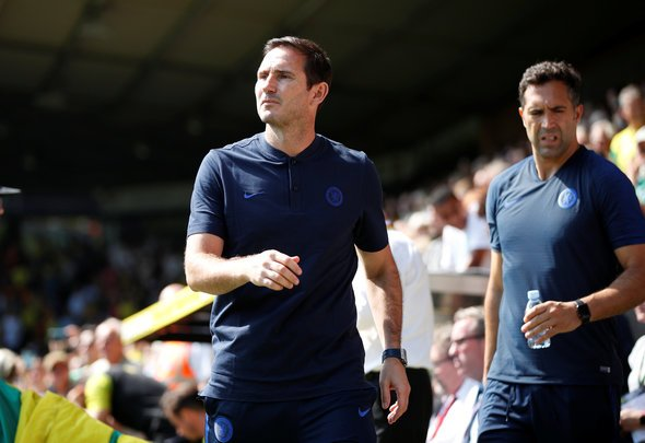 Mount could be fit to face Liverpool