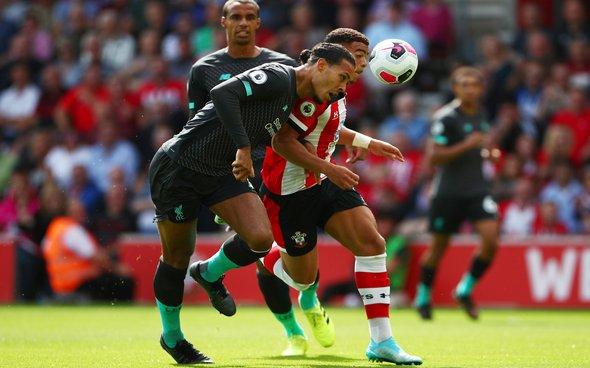Image for Kamara blasts VVD for ball-watching v Saints