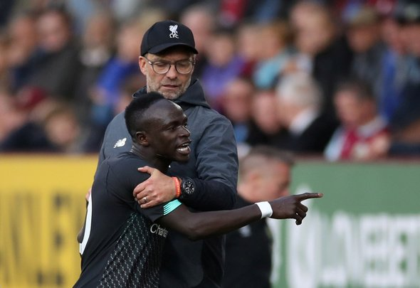 Mane admits he couldn't be happier