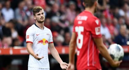 Liverpool to keep tracking Werner this season